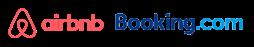 platform AirBnB Booking.com